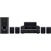 Home Theater System! This home theater surround sound system is perfect addition to your tv. Feel like you are in theater. The sound of the movie will crisp with clarity. With this home theater surrond system make your viewing more exciting and enjoyable. Have browsing our website!