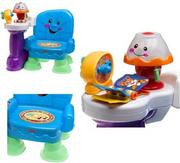 Kids Toys! We have kids toys from fisher price toys, Disney Toys and more! Check it out!