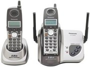 Cordless Phones! We have variety of cordless phone like, panasonic phone with 2 handset, panasonic cordless phones with 3 handset, panasonic phones with 4 hansdset, panasonic phones with caller ID and call waiting! panasonic with talking caller id. We also have northwest bell cordless phones, vtech cordless phones! Have fun browsing our website, may be you will the cordless phones you need.