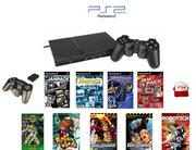 Playstation 3! We have playstation 1 game console, playstation 2 game console, playstation 3 game console! We also have a playstation accessories, like playstation controller, playstation game memory stick, playstation cooling fan and more! Have fun browsing our website!
