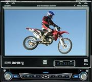 Car Video monitor. We have Monitor that reads and play DVD, VCD, CD-R, CD-RW and TV Tuner. We also have a roof mount monitor for easy viewing. We have a brand name monitor at reasonable price!